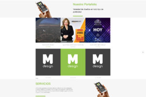 Website Mdesign