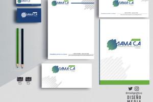 Identidad Corporativa JAMA