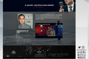 Website Juan Sarcos