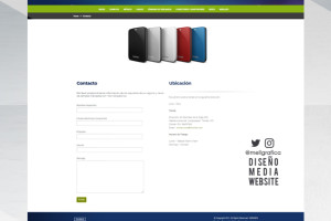 Website  Zona techperu