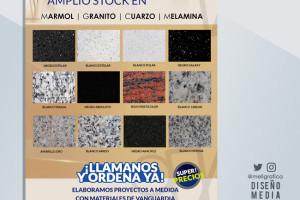 Nova rivera Flyer & tarjeta de presentación